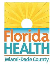 The Florida Department of Health in Miami-Dade County Issues a